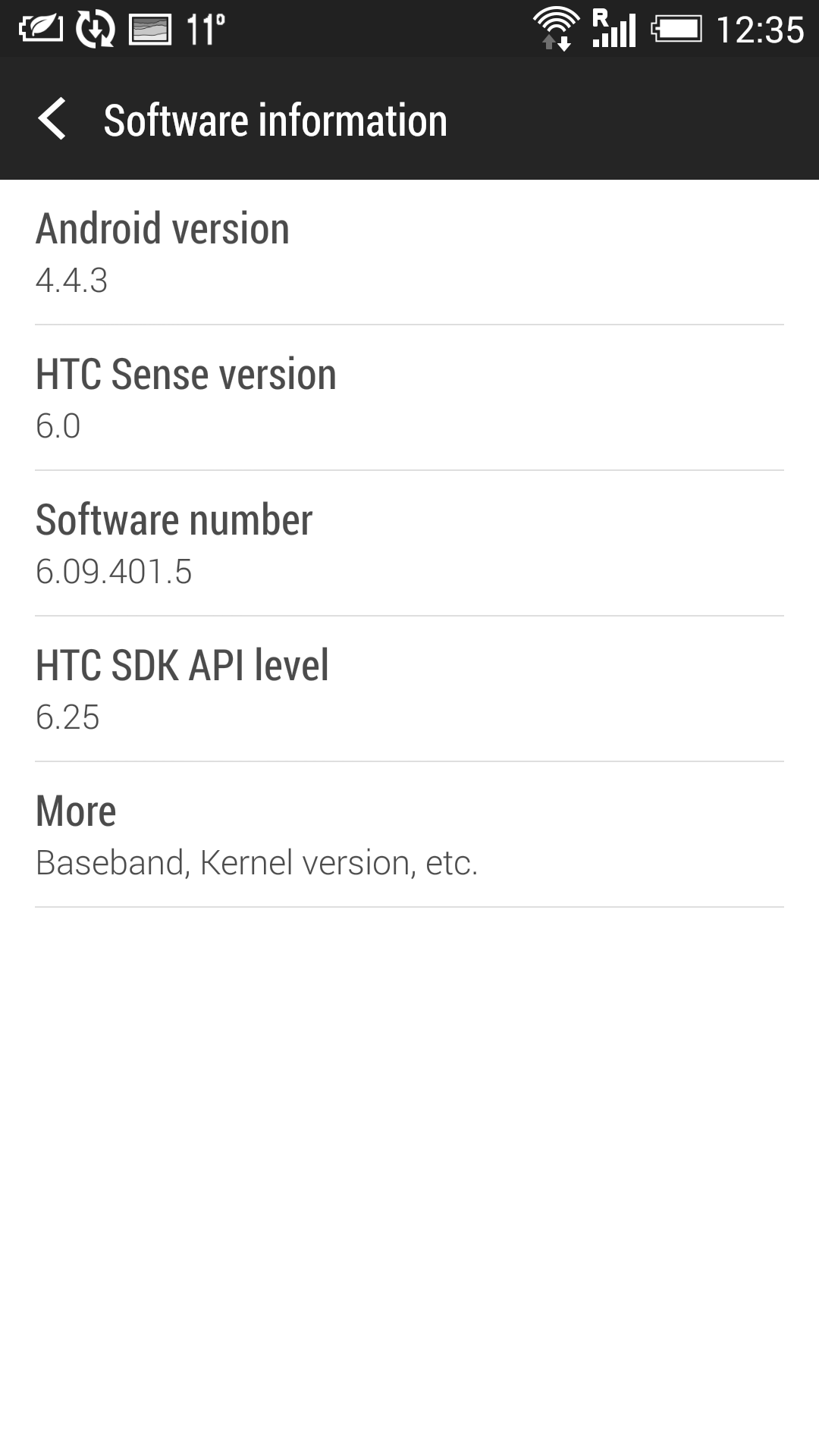 HTC One M7 stuck in failing update loop